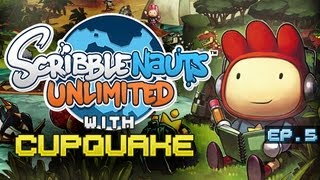 """LONELY MEDUSSA"" Scribblenauts Unlimited Ep 4"
