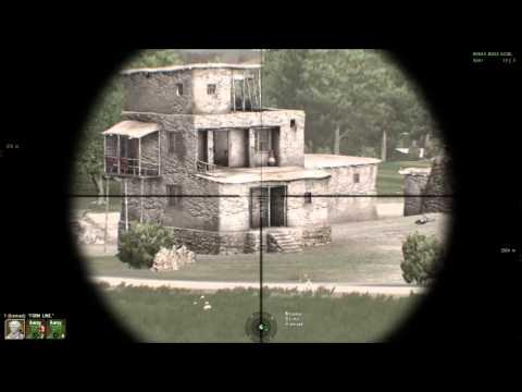 Arma 2 Patrol operations takistan PT-BR