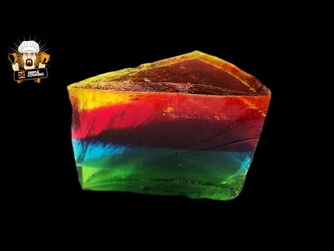 GIANT GUMMY RAINBOW CAKE, Welcome to the SimpleCookingChannel. Things might get pretty simple sometimes but sometimes that's just what a person needs. I hope you like my giant gummy r...