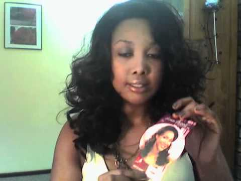 Product Review - Bobbi Boss Lace Front Wig Violet