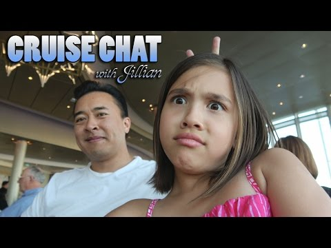 CRUISE CHAT WITH JILLIAN!!! Dinner at the Coastal Kitchen on the Allure of the Seas!