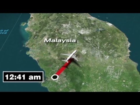Mystery of missing plane still unfolding