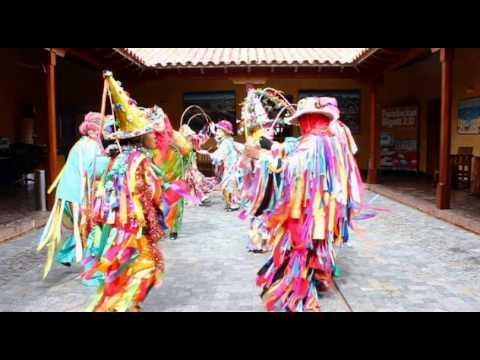Presentación curso Bailes tradicionales Los Zaragozas