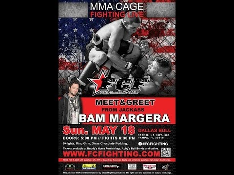 FCF MMA: Brandon Lewis vs Mikale Furgeson (Training match)