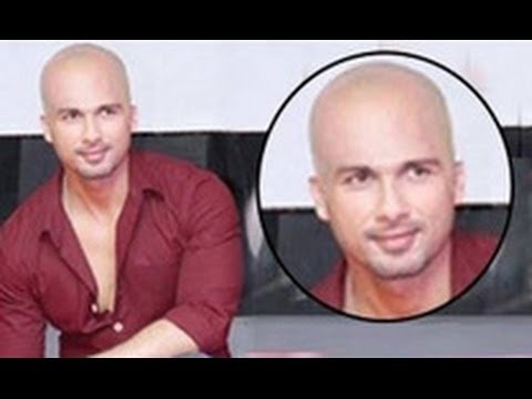 Shahid Kapoor in bald look! | Hindi Cinema Latest News | Haider, Vishal Bhardwaj