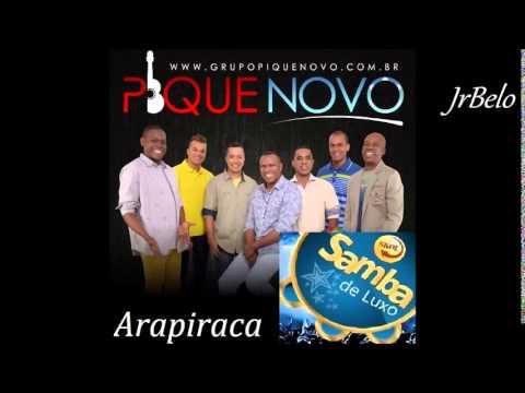 Pique Novo Cd Completo Arapiraca 2014 JrBelo