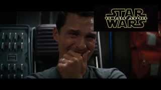 Matthew Mcconaughey's reaction to Star Wars teaser 2  Celebrity reactions
