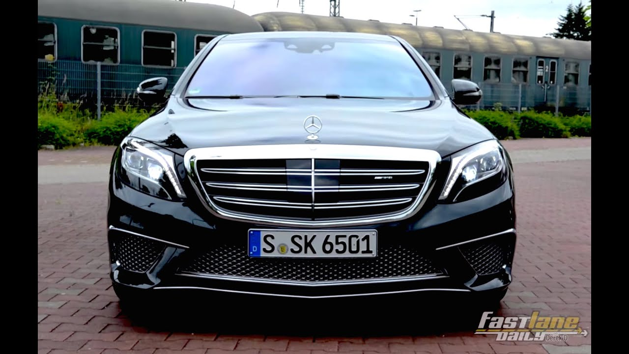 2015 mercedes benz s65 amg review fast lane daily youtube for Fastest mercedes benz amg
