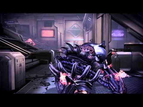 Трейлер Mass Effect 3: Leviathan (русские субтитры)