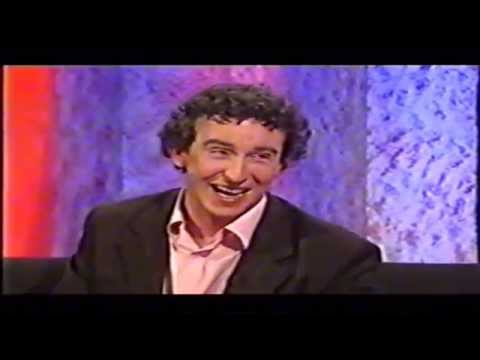 Steve Coogan on Frank Skinner Show (16 December 2001)