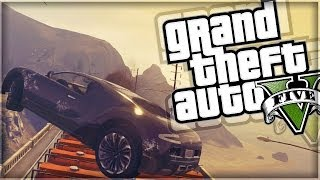GTA 5 | Bridge of Terror (GTA V Online Funny Moments)