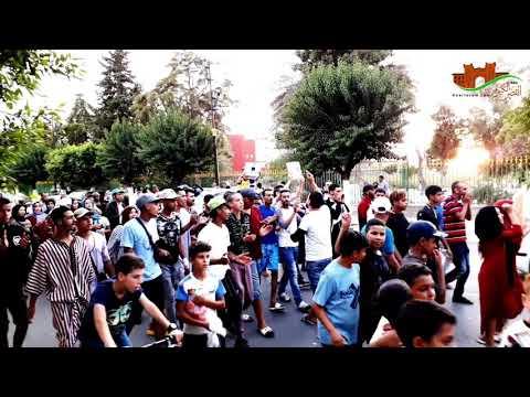 عائلة الضحية فرح تواصل الاحتجاج لليوم الثاني