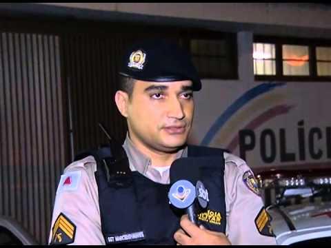 Dupla é detida com 3 tabletes de maconha próximo a UFU Santa Mônica