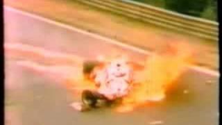 F1レーサー。ニキ・ラウダの瀕死の事故からの生還。そしてワールドチャンピオン