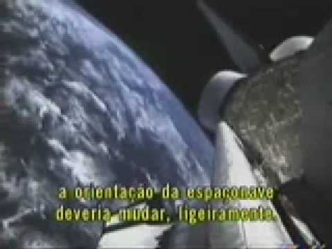 Evidence of Missile Strike Against UFO during NASA mission STS-48 -PYmPFMB09fU