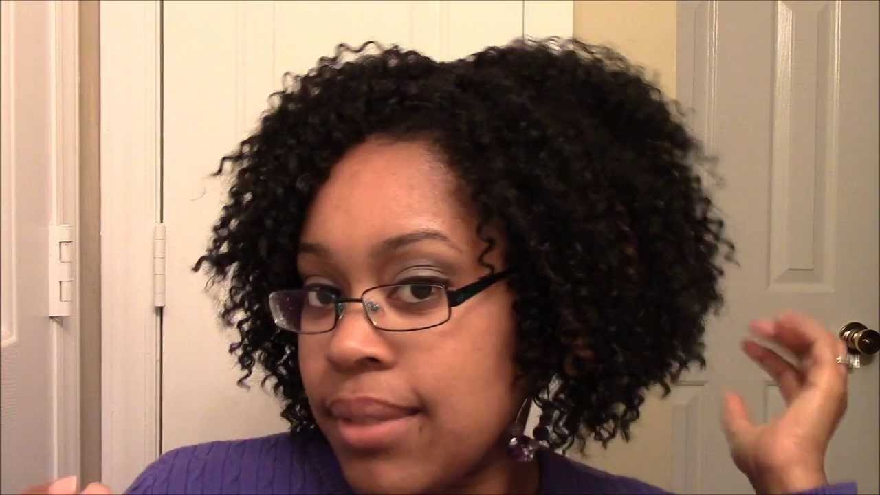 Crochet Hair Youtube : 134 Crochet Braids on Locs! - YouTube