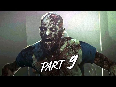 Dying Light Walkthrough Gameplay Part 9 - Acrophobia - Campaign Mission 8 (PS4 Xbox One)