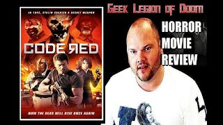 CODE RED ( 2013 ) Horror Movie Review