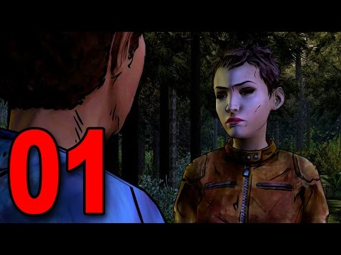 The Walking Dead Season 2 Episode 4 - Part 1 - Amid the Ruins (Walkthrough)