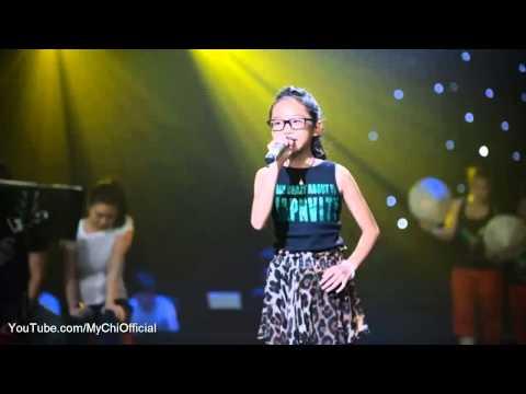 Giọng hát việt nhí 2013 - Áo Mới Cà Mau - Phương Mỹ Chi Liveshow 4 (24/08)