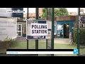 UK Elections Brits head to polls on day of reckoning