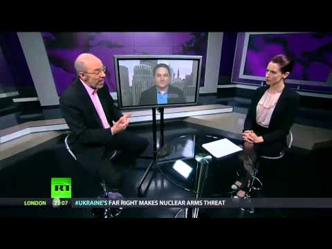 """Debating the Legality of Crimea's Referendum"" Abby Martin with John Feffer   Eric Draitser"