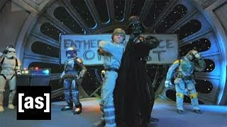 Robot Chicken: Father and Son Dance-Off