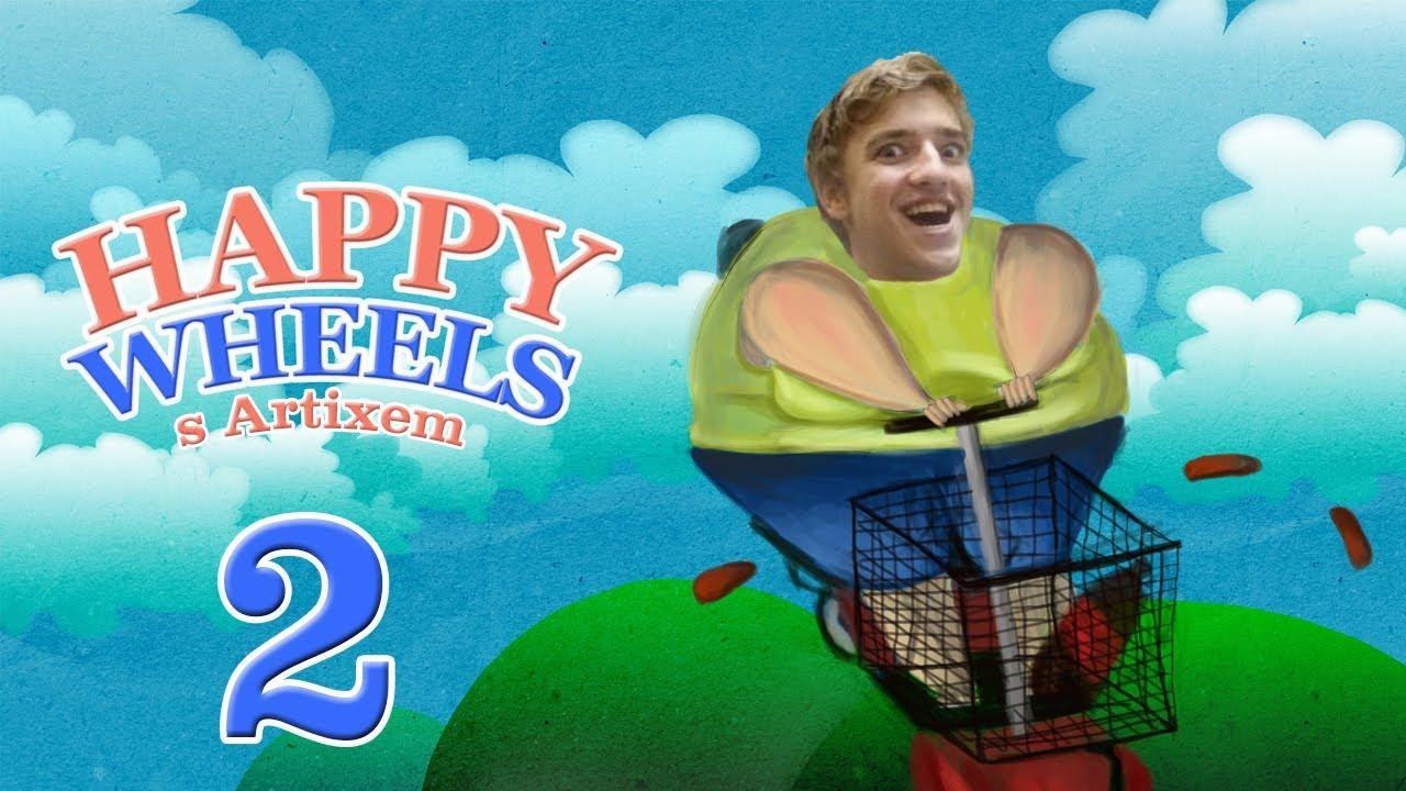 Flappy wheels