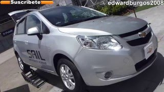 Chevrolet Sail Hatchback LTZ 2013 Colombia Video De Carros