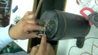 Procedimiento Para Ubicar Los 3 Cales Del Compresor