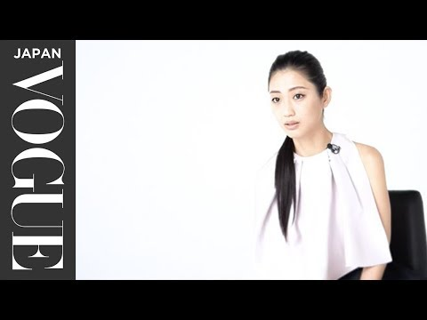 壇蜜さんにインタビュー!VOGUE JAPAN Women of the Year 2013_Vogue Japan