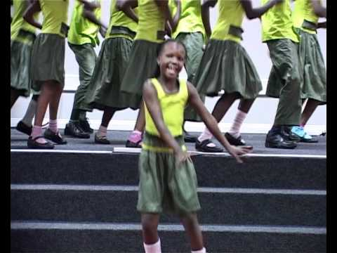 Amenitendeya - Mwamba Rock Choir