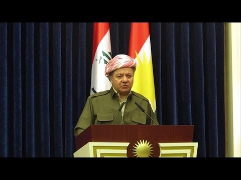 Iraq's Barzani says Kurdish self-rule in Kirkuk to stay