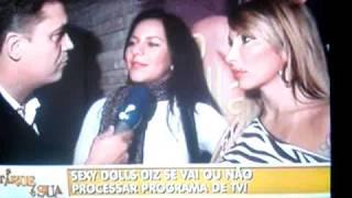 sabrina boing e carol miranda (sexy dolls) sexy cleo cadilac prog. sonia abrao view on youtube.com tube online.