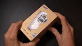 Samsung Galaxy S4 zoom kutu açılımı