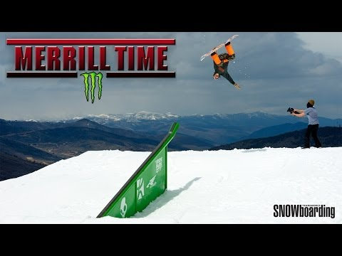 Monster Energy: Merrill Time - Episode 2 [Park]