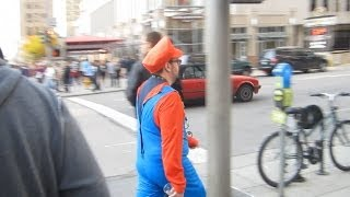 DOWNTOWN WITH MARIO!