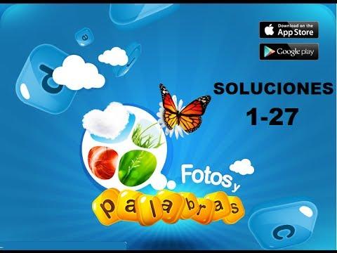 Soluciones juego facebook fotos y palabras respuestas 1-27 2013