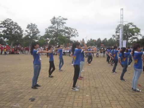Dân vũ Nối Vòng Tay Lớn + Chu Chu Wa - 11KH