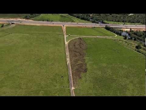 Campus Fidei: terra abençada para inicio das obras