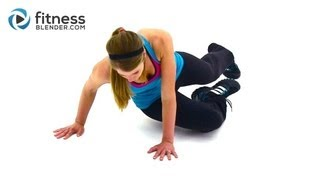 Toning And Weight Loss Boot Camp Total Body Workout