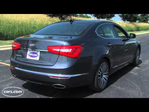 2014 Kia Cadenza Exhaust Note