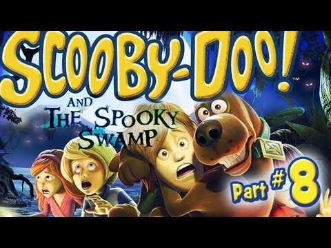 Scooby Doo and the Spooky Swamp (Wii) Part 8: Swamp Witch, Luke and Amber play Scooby Doo and the Spooky Swamp. This game is a sequel to Scooby Doo: First Frights and it showcases the voice talents of the cast of the...