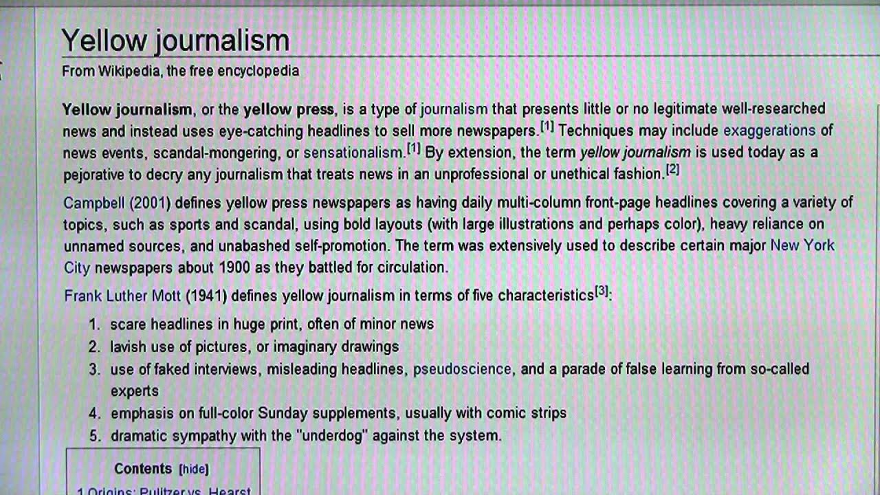 For - William Randolph Hearst Yellow Journalism Spanish American WarYellow Journalism William Randolph Hearst