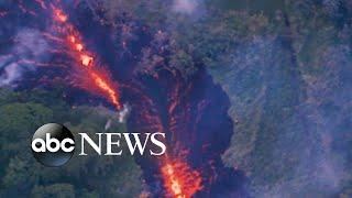 Hawaii braces for volcano's explosive steam eruption