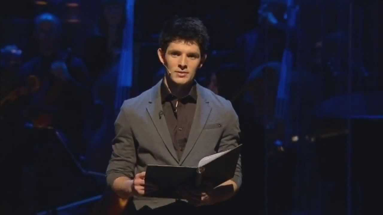 Titanic A Commemoration With Colin Morgan Reading Youtube