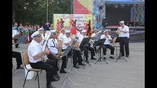 Открытие танцевальной ретро-площадки «Вдохновение» состоялось в парке культуры и отдыха города Артема.