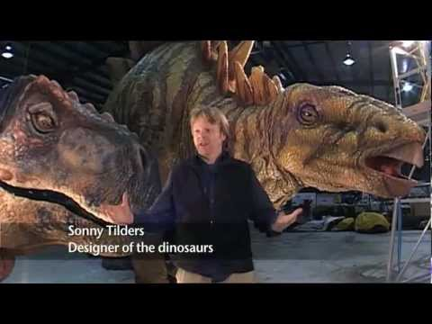 Walking with Dinosaurs - Arena Spectacular | Behind the Scenes #1