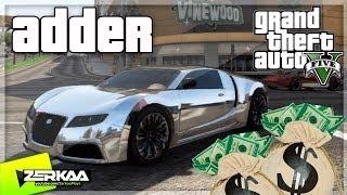 TRUCO GTA V ONLINE: VENDER EL BUGATTI VEYRON / Dinero