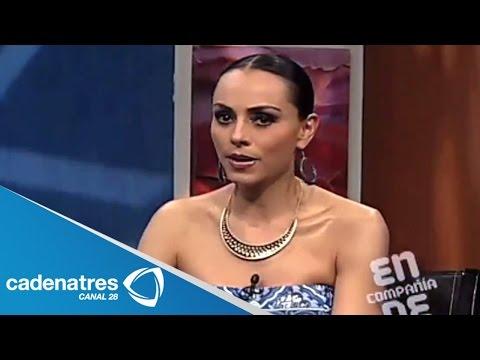 En compañía de... Ivonne Montero 03/08/14